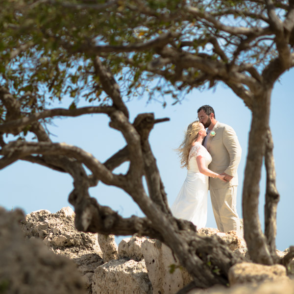 aruba trash the dress photographer