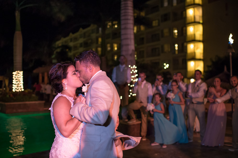 first dance aruba marriott