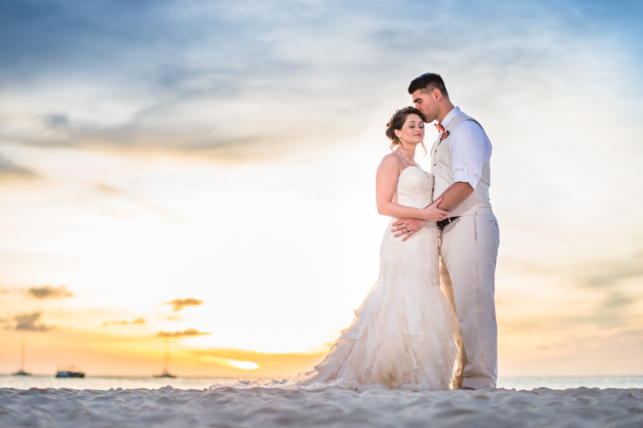 manchebo aruba wedding
