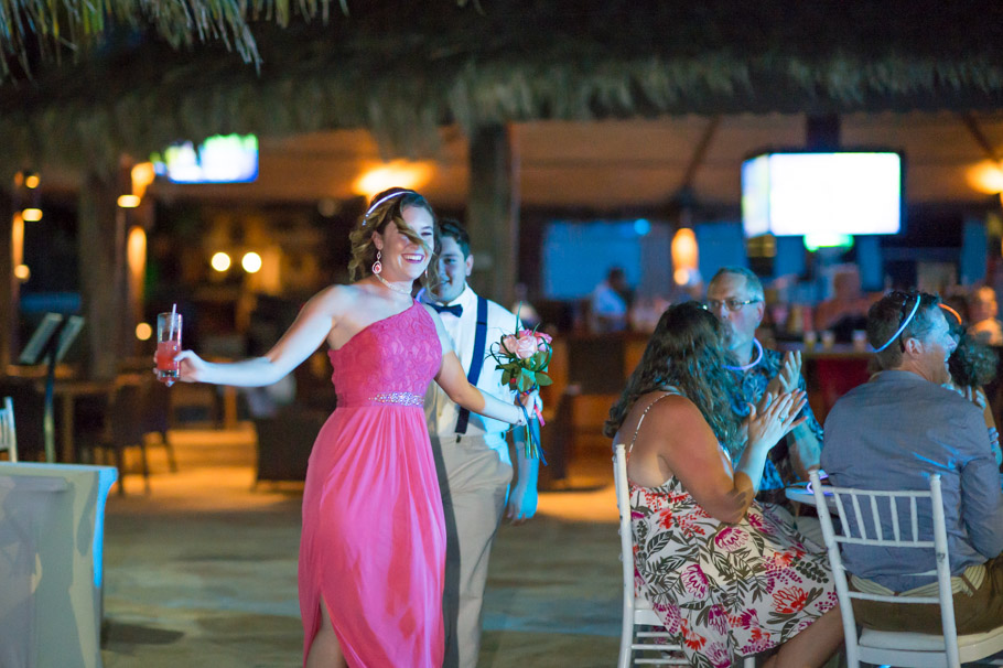 manchebo aruba wedding