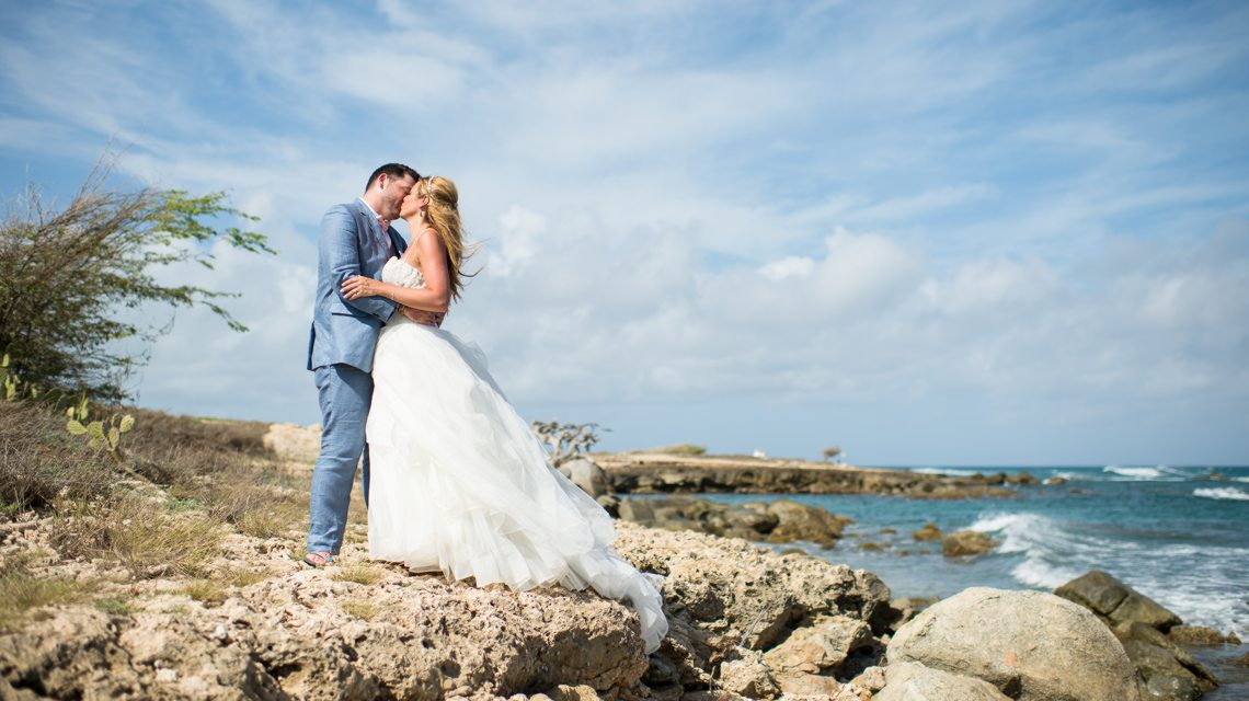 Maggie Aruba Wedding Hilton Anna Bride Photography