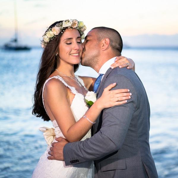 riu aruba wedding