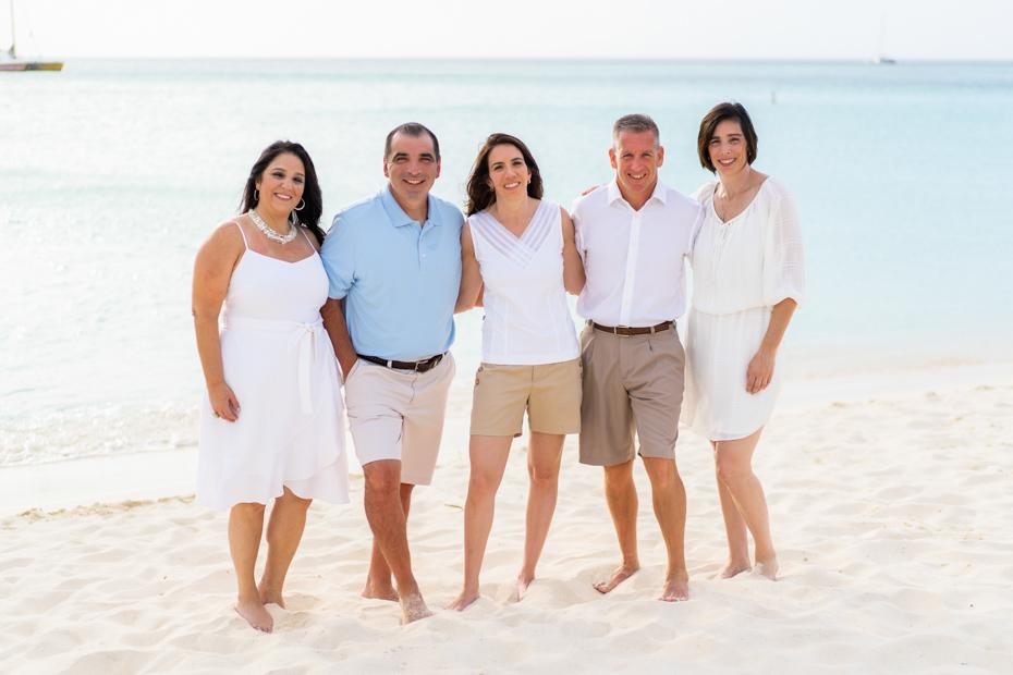 family photography hilton aruba
