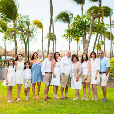 hilton aruba family photographer