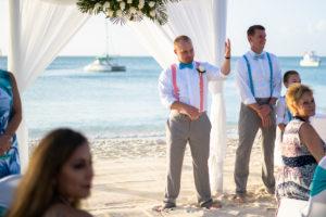 barcelo aruba wedding photos