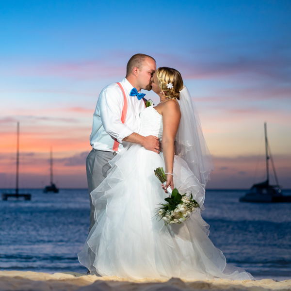barcelo aruba wedding