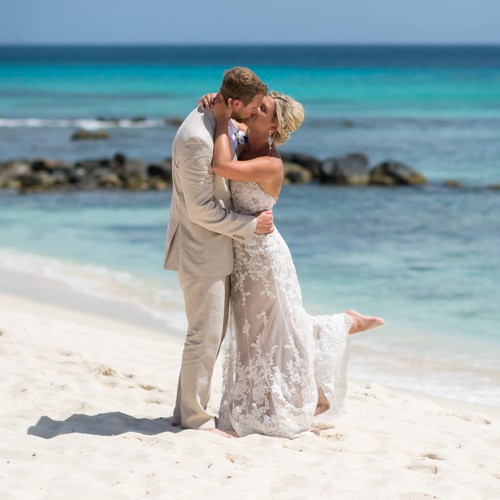 hyatt aruba wedding