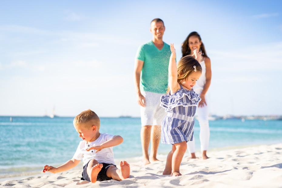 aruba family photography